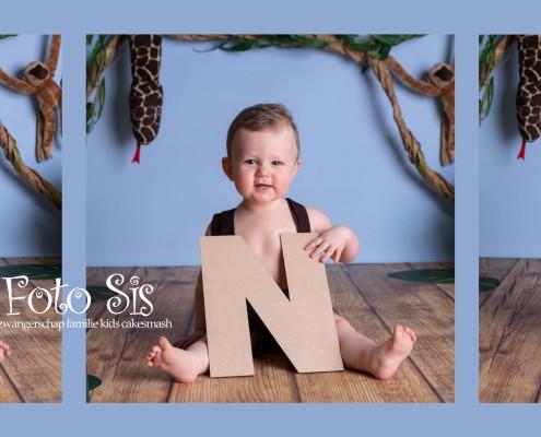 fotografie kind kinderen fotoshoot dubbelportret 2 in 1 portret baby zwangerschap new born Cakesmash den haag nootdorp zoetermeer, rijswijk, leidschendam westland, 's gravenzande, maassluis Voorburg fotograaf